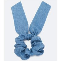 SCRUNCHIE ALONGADO JEANS JEANS