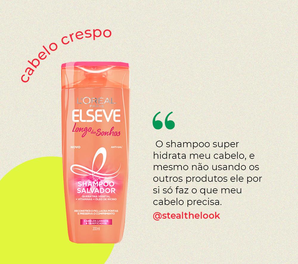 shampoo - cabelo crespo - oleo de coco - como cuidar - umectação - https://stealthelook.com.br