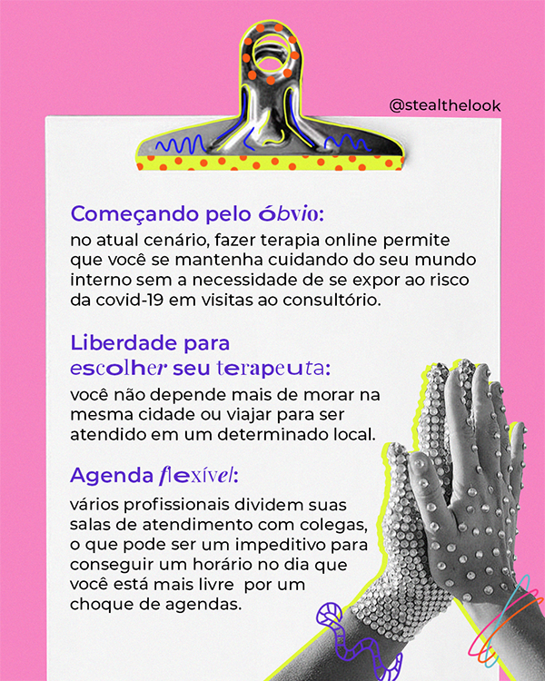 It girls - Terapia online - Vantagens - Inverno - Street Style - https://stealthelook.com.br