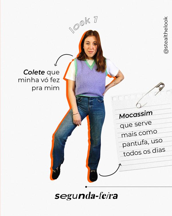It girls - Trabalhar de casa - Home office - Inverno - Street Style - https://stealthelook.com.br