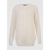 Suéter Vero Moda Tricot Texturas Off-White