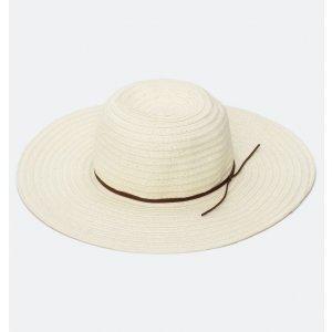 Chapéu Palha Liso com Cordão