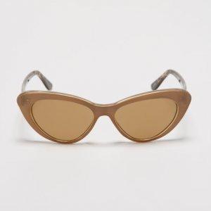 Óculos De Sol Acetato Cat Eye