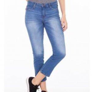 Calça Jeans Feminina Slim Stone Cl Tamanho 34