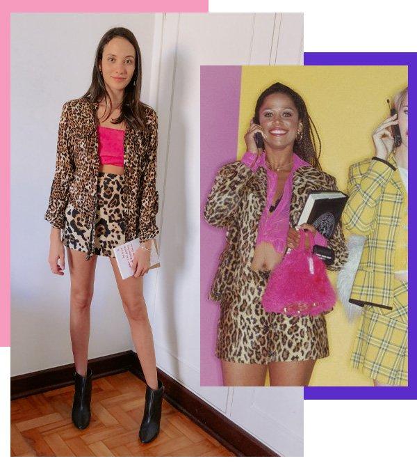 Jéssica Menasce - Copiei 5 looks do filme Clueless - FILMES - inverno - street style - https://stealthelook.com.br