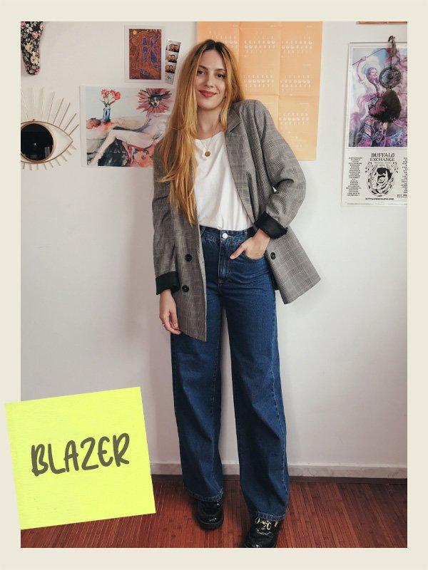 Ali Santos - casacos que nunca saem de moda - blazer - inverno - street style - https://stealthelook.com.br