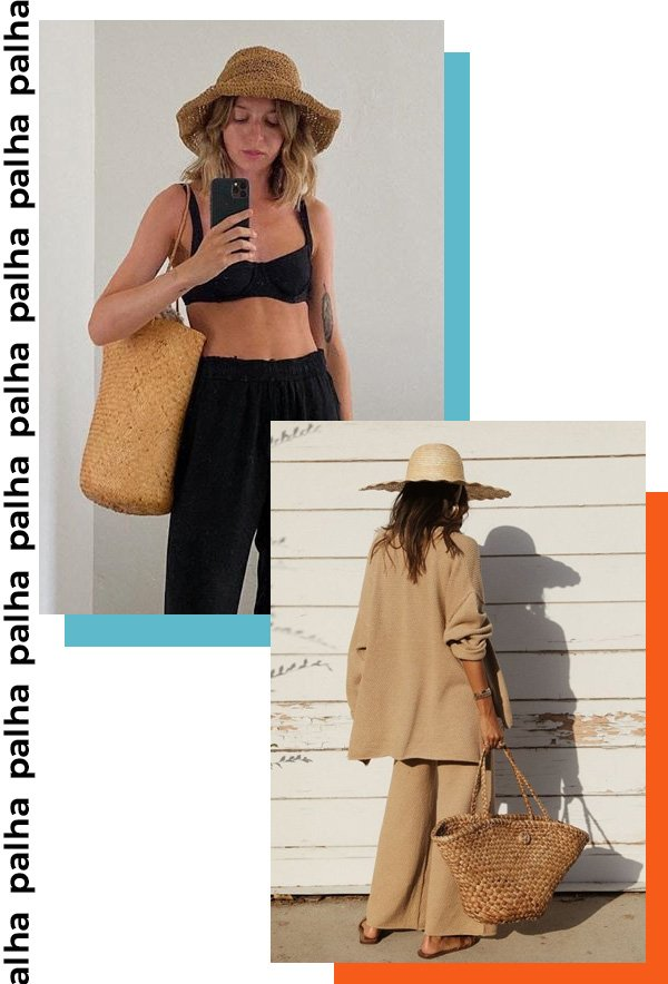 Brittany Bathgate, Julia Sariñana - bolsas estilosas - bolsa baguette - inverno - street style - https://stealthelook.com.br