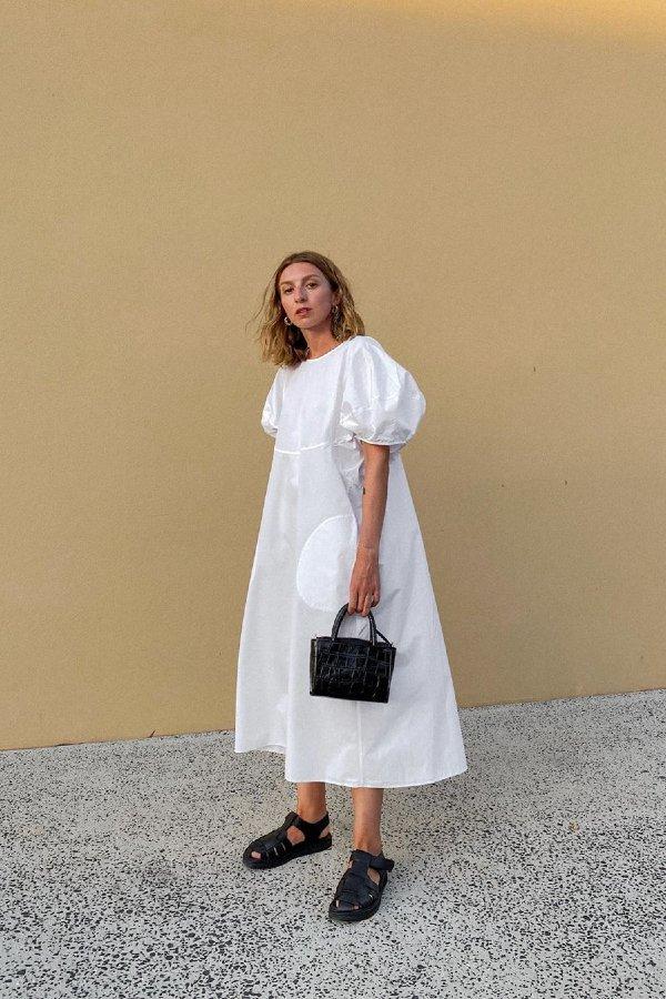 Brittany Bathgate - Vestidos breezy dress - Breezy dress  - verão  - rua  - https://stealthelook.com.br