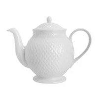 Bule de Chá Eclat Branco 1 Litro - Home Style