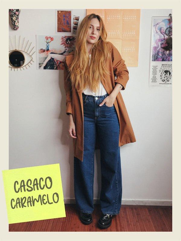 Ali Santos - casacos que nunca saem de moda - casacos camel coat - inverno - street style - https://stealthelook.com.br