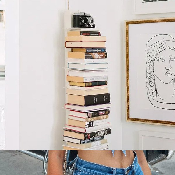 STEAL THE LOOK - Decor - 7 formas de decorar o ambiente com livros