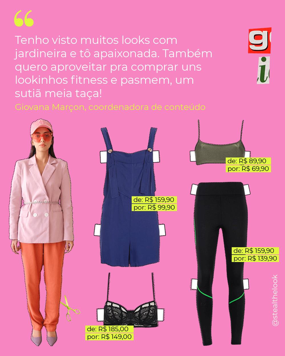 Giovana Marçon - compras na sale - compras sale saldo - inverno - street style - https://stealthelook.com.br