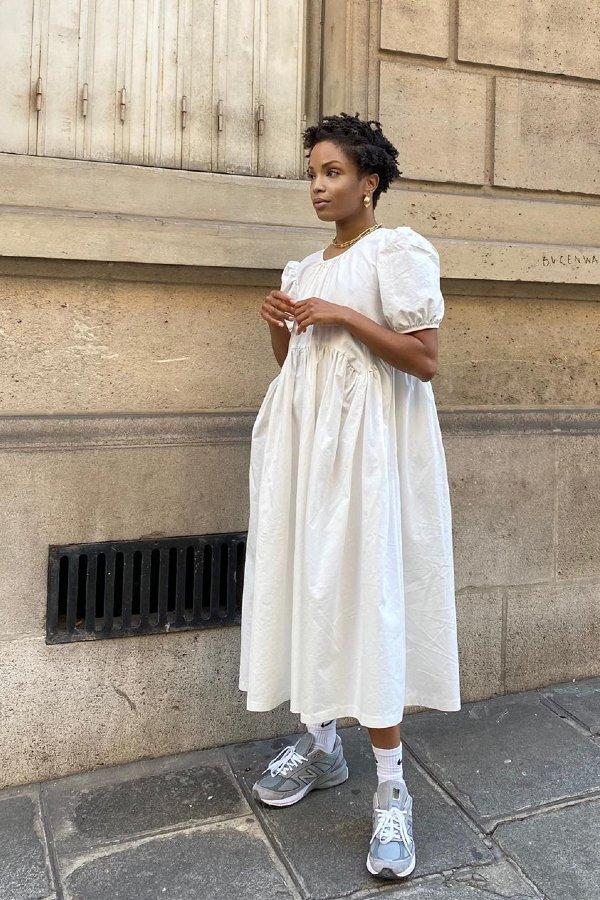 Ellie  - Vestidos breezy dress  - Breezy dress  - verão  - rua  - https://stealthelook.com.br