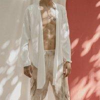 Kimono Voz // Branco