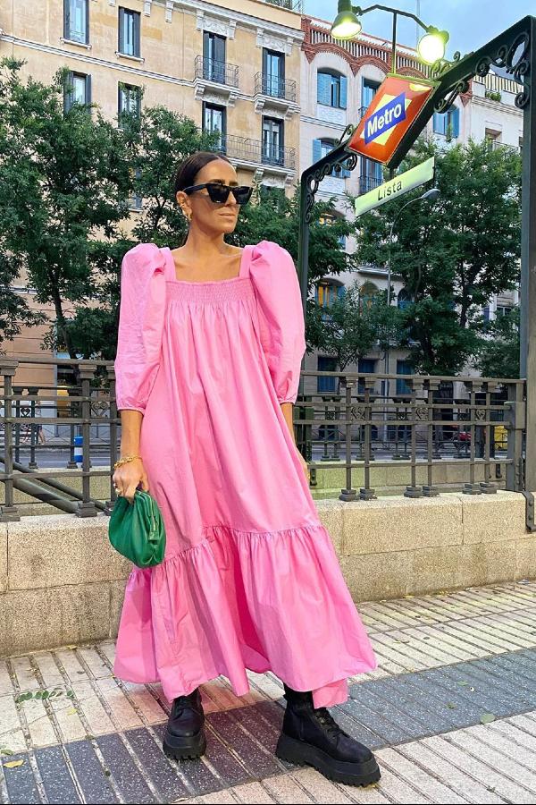 Laura Eguizabal  - Vestidos breezy dress - Breezy dress  - verão  - rua  - https://stealthelook.com.br