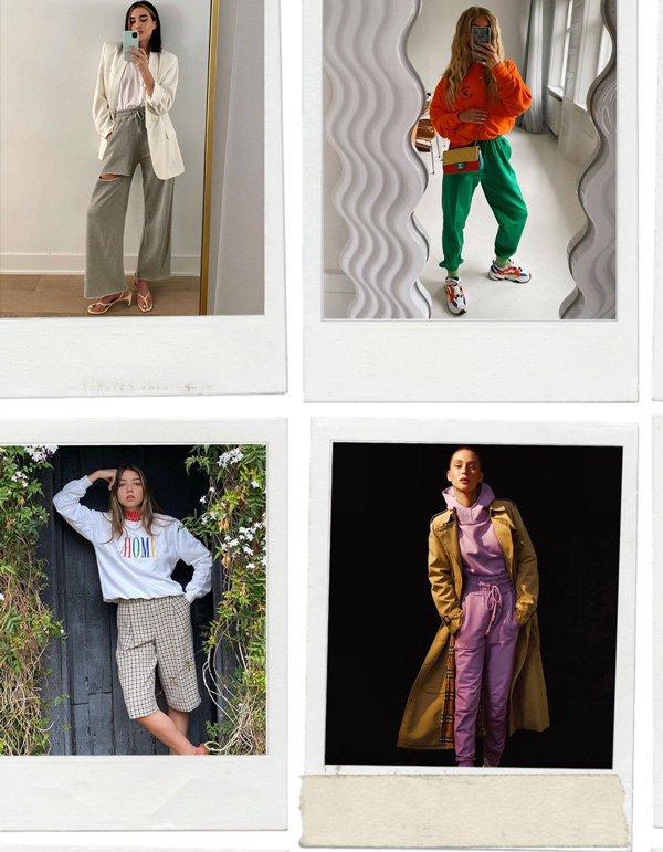Brittany Xavier, Emili Sindlev, Vitoria Fiore, Marina Ruy Barbosa (Ginger) - moletom - moletom - inverno - street-style - https://stealthelook.com.br