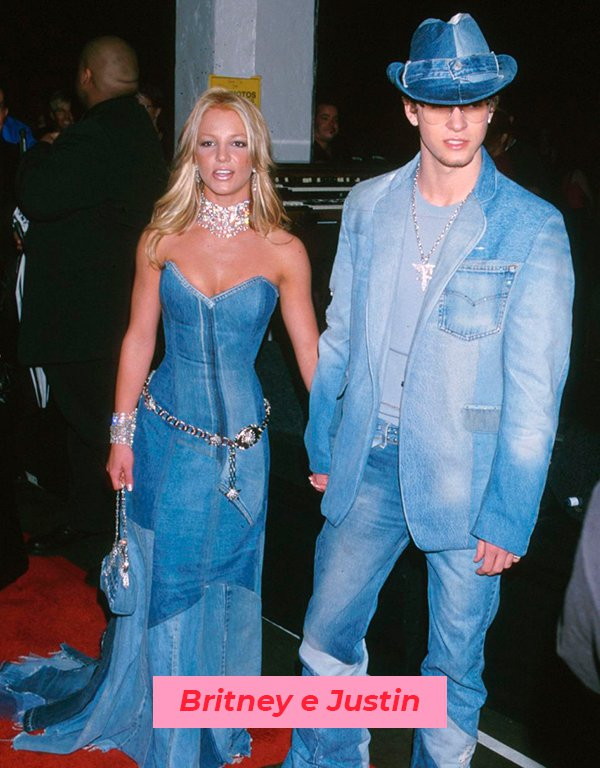 Britney Spears - VMA - VMA - Inverno - Street Style - https://stealthelook.com.br