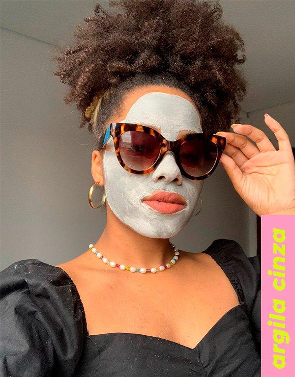 It girls - Argila cinza - Máscaras de argila - Inverno - Street Style - https://stealthelook.com.br