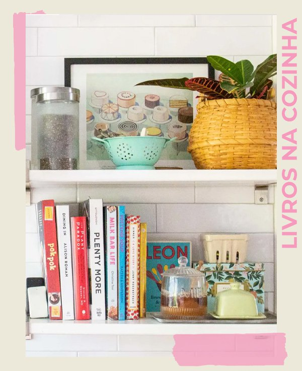 Apartment Therapy - FORMAS DE DECORAR - livros - inverno - street style - https://stealthelook.com.br