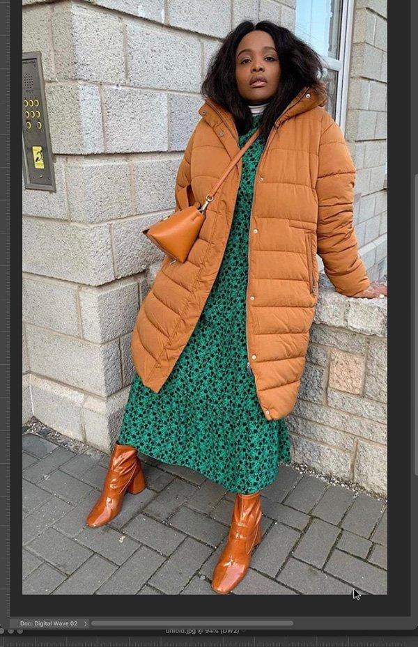 Ada Oguntodu - puffer-jacket - jaqueta - inverno - street-style - https://stealthelook.com.br