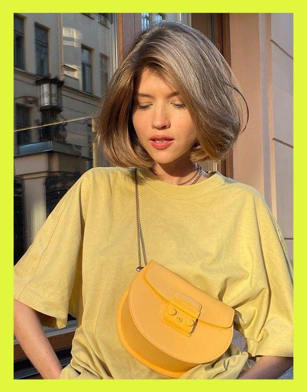 Polina Podpletennaya - cortes de cabelo curto - cabelos - inverno - street style - https://stealthelook.com.br