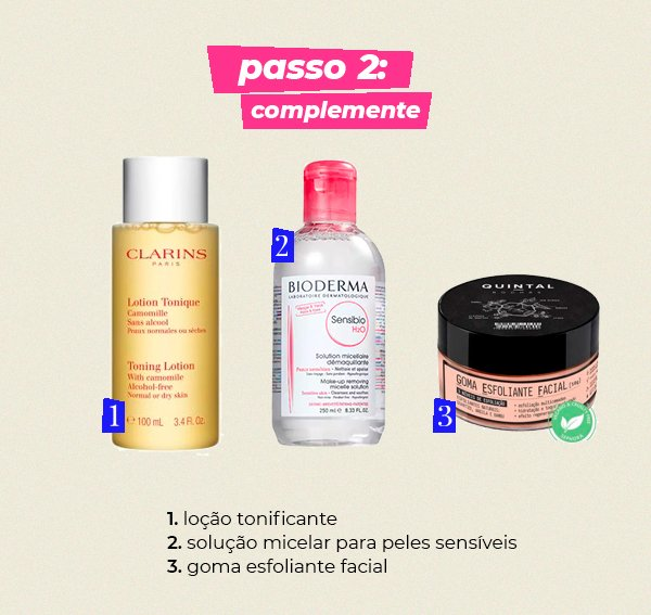 It girls - Complemente a limpeza - Skincare - Inverno - Em casa - https://stealthelook.com.br