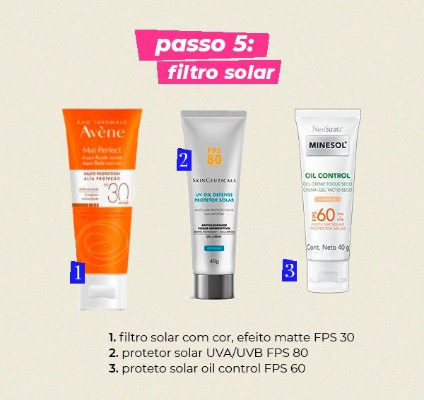 It girls - Filtro solar - Skincare - Inverno - Em casa - https://stealthelook.com.br