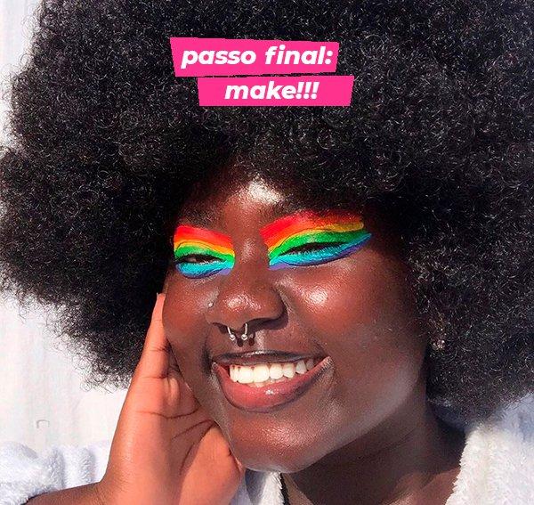It girls - Make - Skincare - Inverno - Em casa - https://stealthelook.com.br