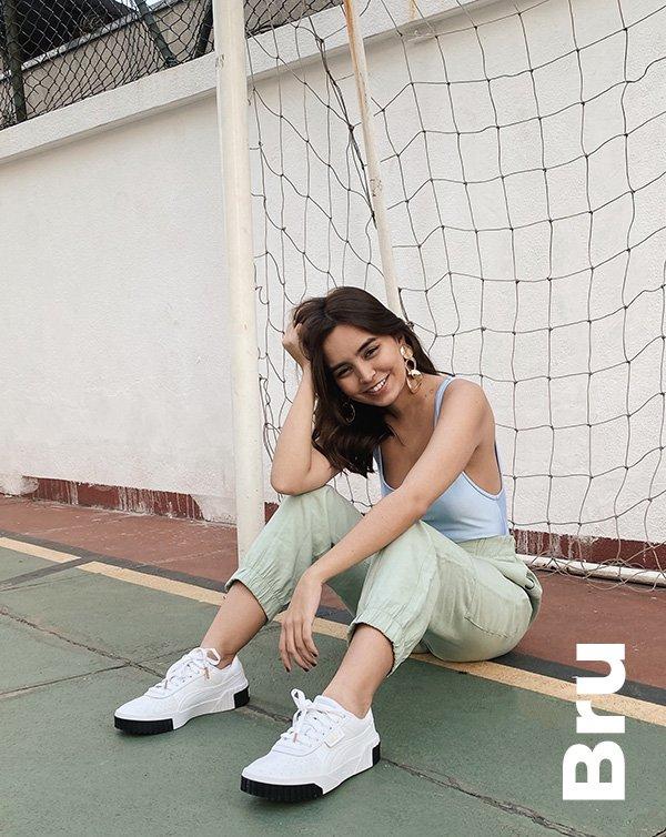 Claudiana Ribeiro - puma cali - tenis - inverno - em-casa - https://stealthelook.com.br