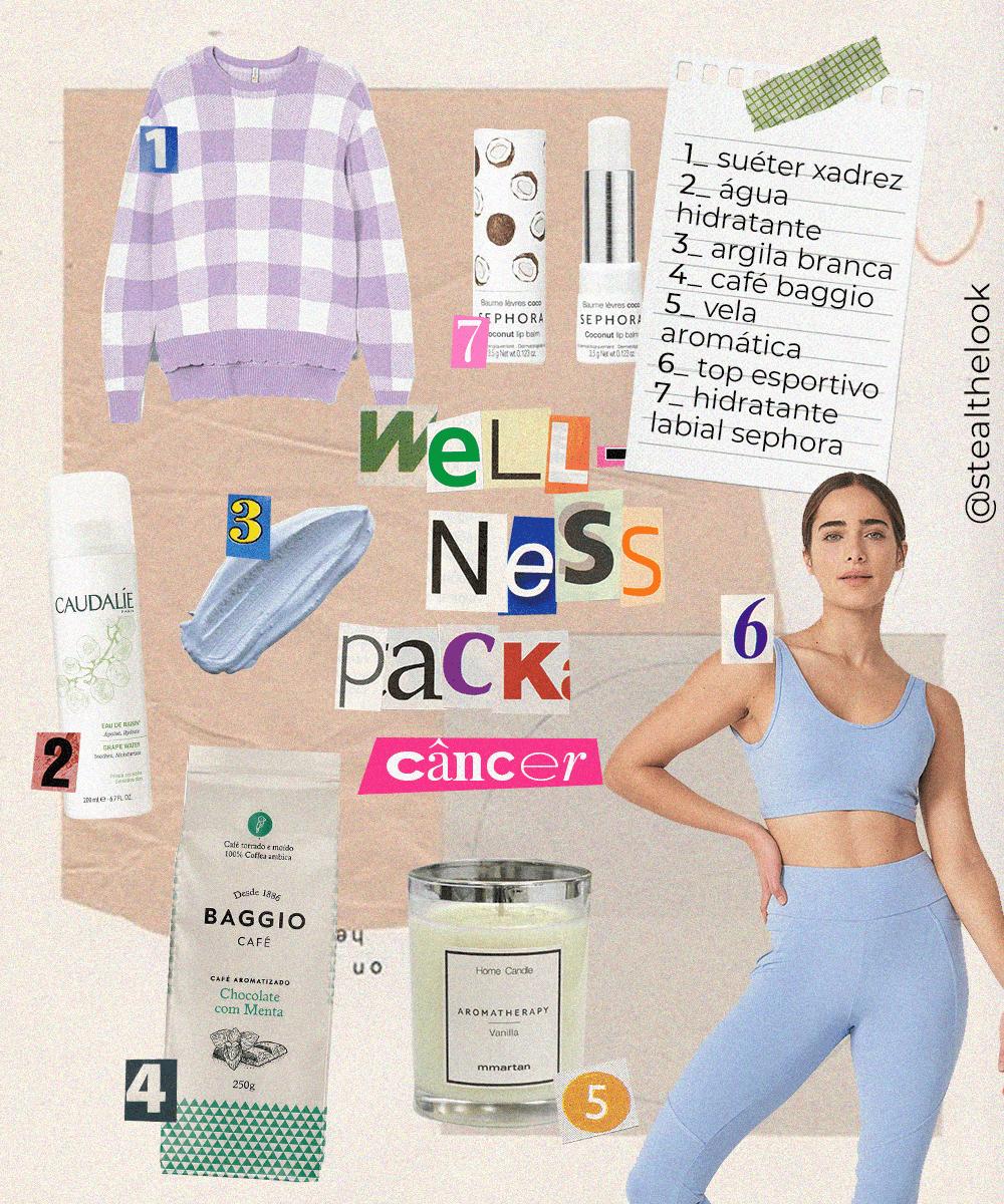 It girls - Wellness - Câncer - Inverno - Street Style - https://stealthelook.com.br