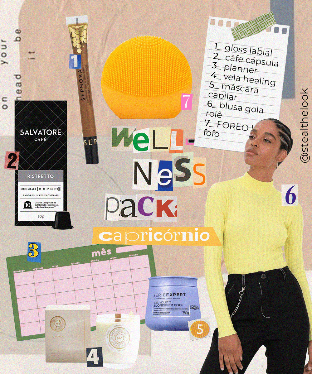 It girls - Wellness - Capricórnio - Inverno - Street Style - https://stealthelook.com.br