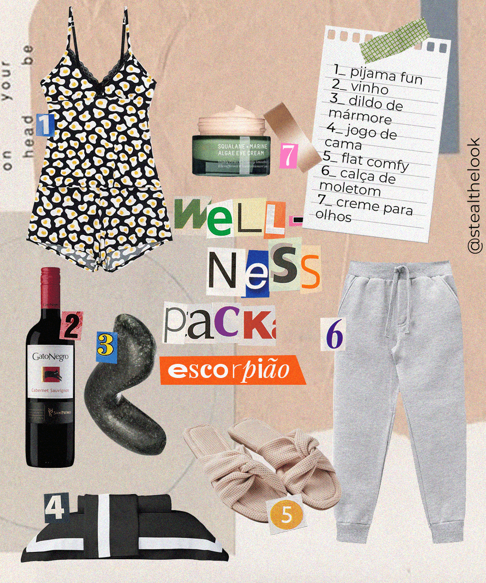 It girls - Wellness - Escorpião - Inverno - Street Style - https://stealthelook.com.br