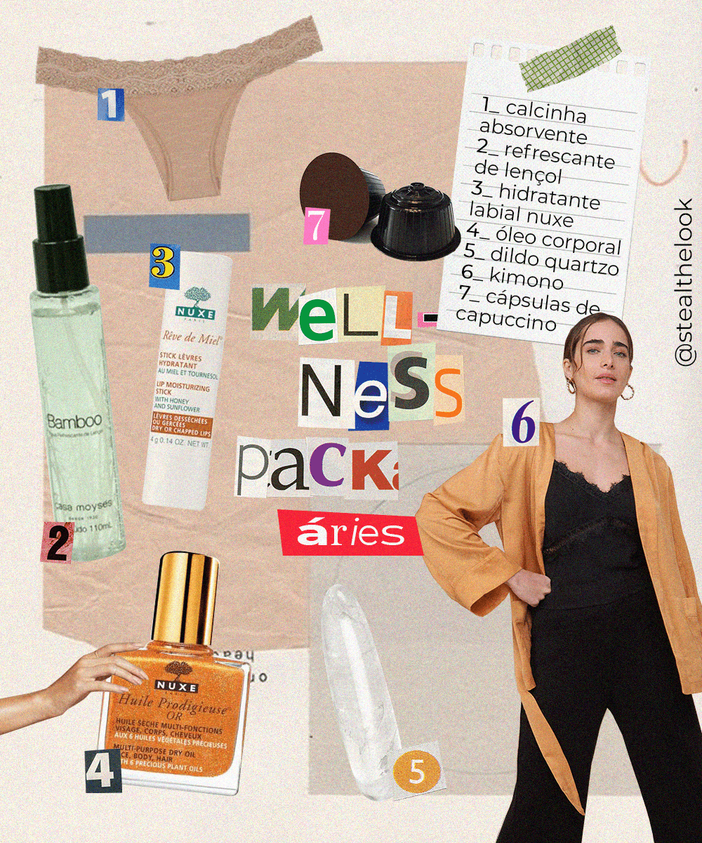 It girls - Wellness - Áries - Inverno - Street Style - https://stealthelook.com.br