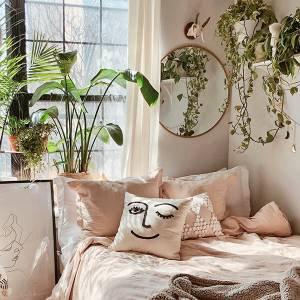 Descobrimos quais são as 7 plantas perfeitas para ter no quarto