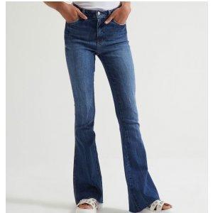 Calça Jeans Lisa Flare