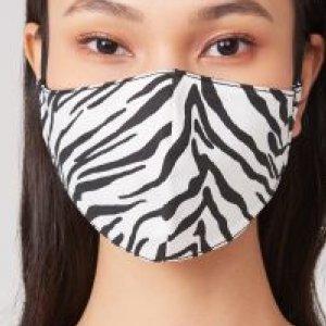 Mascara Com 2 Camadas De Tecido Tamanho Pequeno