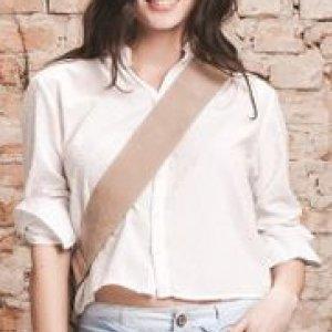 Camisa Feminina Voil Maquinetado Branco Tamanho M