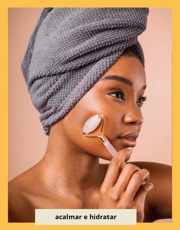 reprodução pinterest - rotina de beleza - skincare - inverno - máscara de proteção - https://stealthelook.com.br