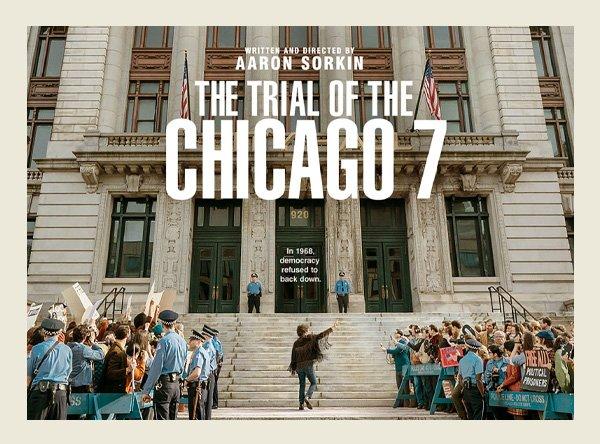 Os 7 de Chicago - lançamentos da netflix - lançamentos de outubro - verão - em casa - https://stealthelook.com.br