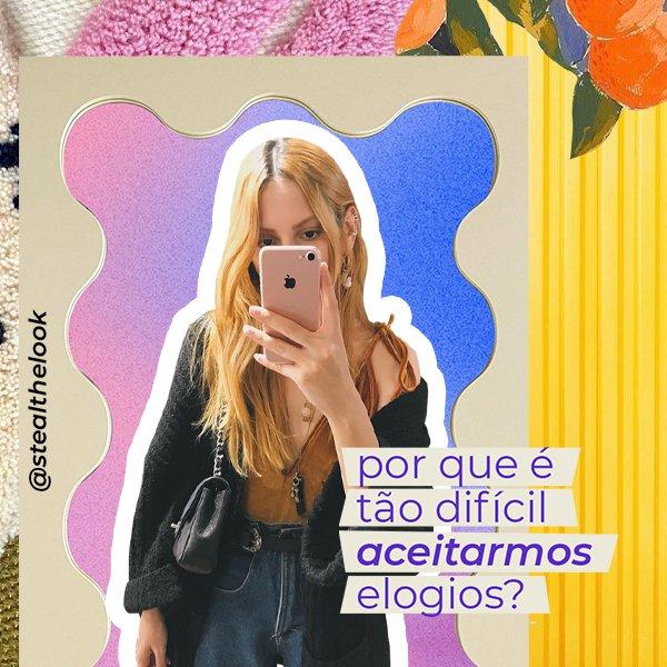 Ali Santos - aceitar elogios - elogios - inverno - street style - https://stealthelook.com.br