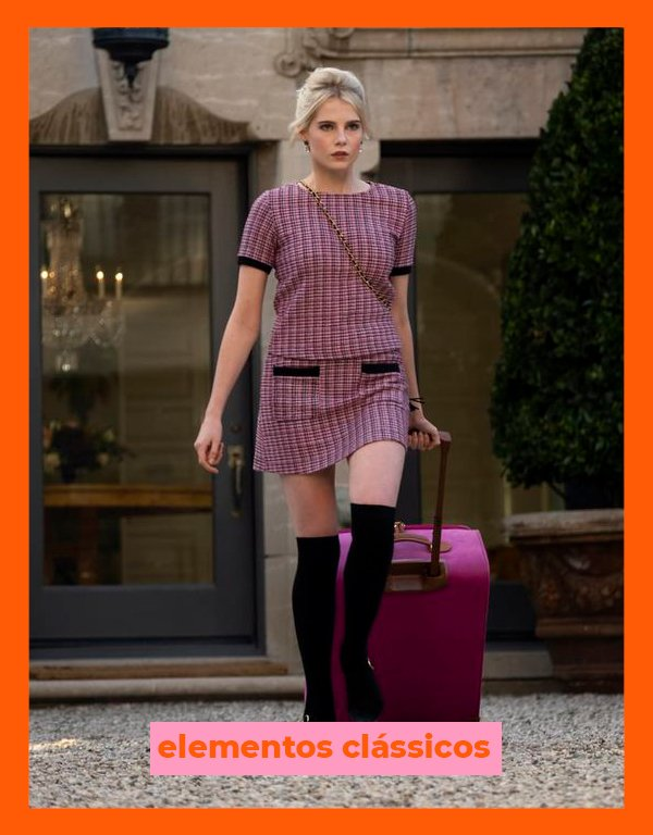 Astrid Sloan - Clássicos - The Politician - Inverno - Street Style - https://stealthelook.com.br