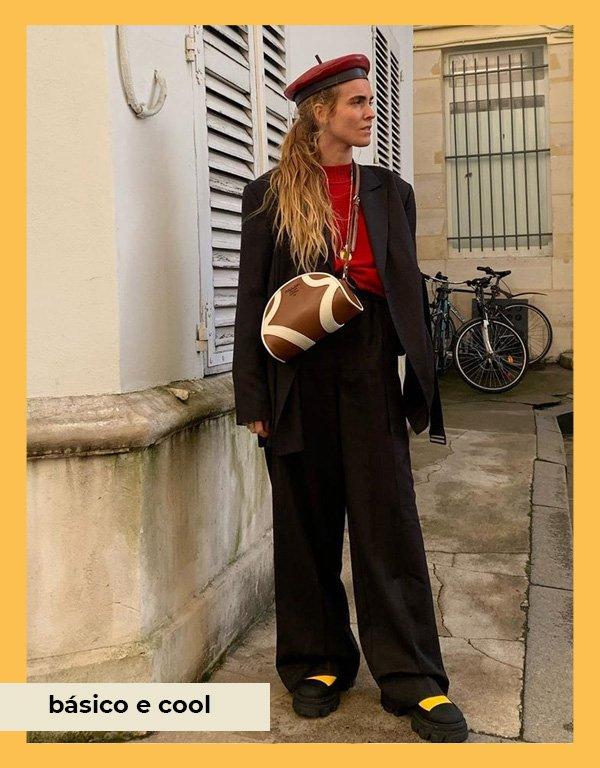 Blanca Miró - maneiras de usar calça pantalona - pantalonas - inverno - street style - https://stealthelook.com.br