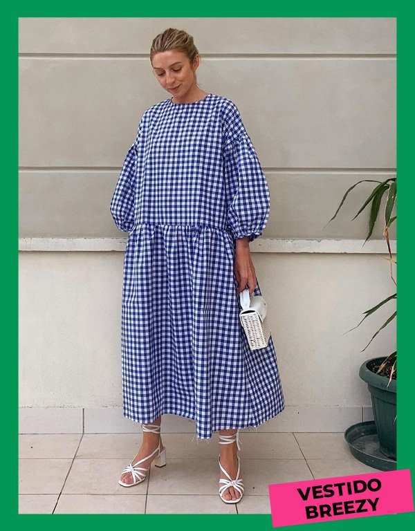 Brittany Bathgate - modelos de vestidos essenciais - looks de verão - inverno - street style - https://stealthelook.com.br