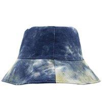 homozy Tie Dye Casual Bucket Hat Outdoor UV Protection Cap Pesca