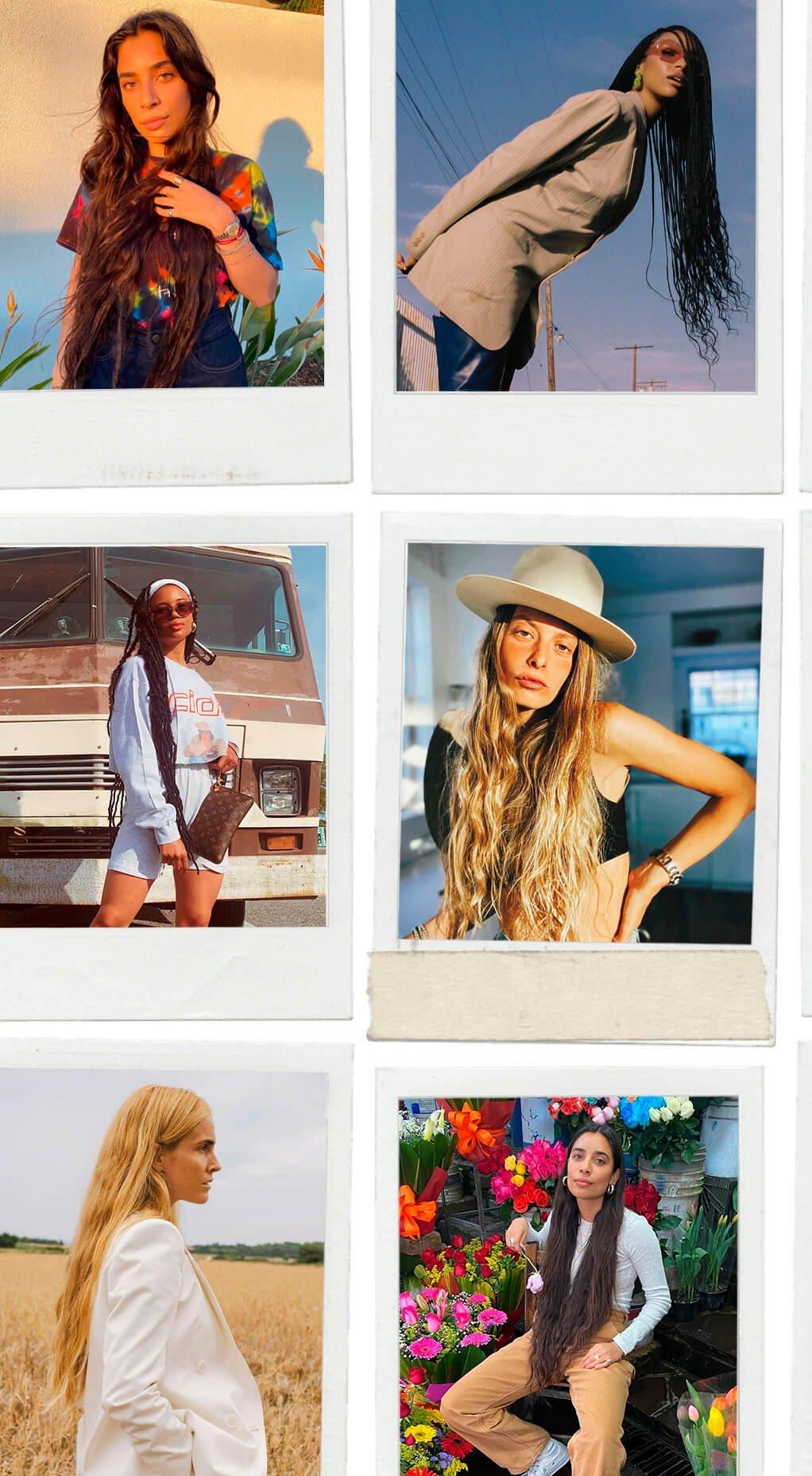 It girls - Cabelos longos - Cabelos longos - Inverno - Street Style - https://stealthelook.com.br