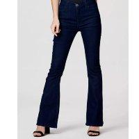 Calça Jeans Feminina Flare - Azul
