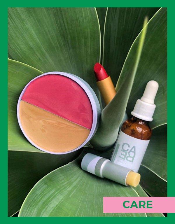 Care Natural Beauty - marcas veganas de beleza - maquiagem - inverno - street style - https://stealthelook.com.br