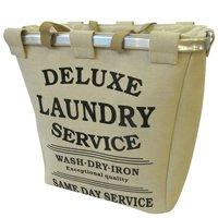 Cesto Organizador Deluxe Laundry Service