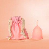 Coletor Menstrual Korui - Flor de Cerejeira