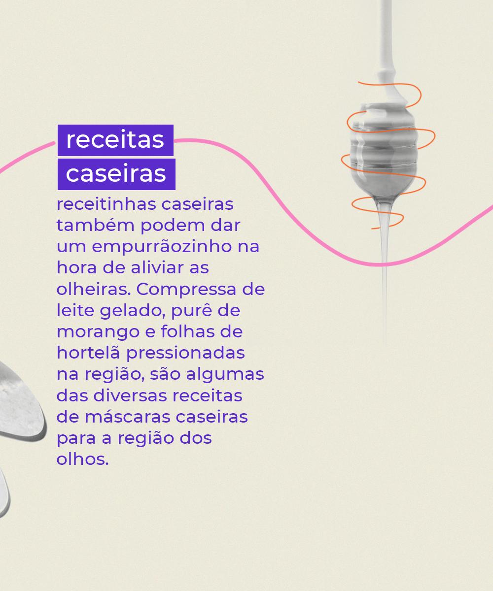 It girls - Receitas caseiras - Olheiras - Inverno - Em casa - https://stealthelook.com.br